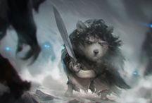 Fantasy Creatures & Races