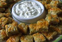 Appetizers, snacks & side dishes