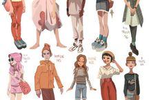 Illust: Character