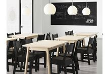 Pre vaše podnikanie / Preskúmajte priestory na krásny obchodný rast. V IKEA nájdete kombinácie stolov, nábytku, úložných priestorov a ďalších vecí pre vaše podnikanie. Ponúkame rôzne štýly a rozmery – a všetko za dostupné ceny.