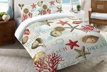 Dream Shells Bedding Collection