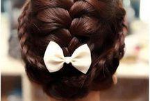 **Hair style**