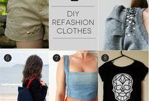 creare con gli abiti