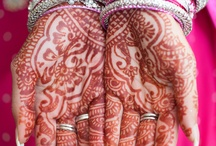 Indian and Southeast Asian Weddings / Inspiration board for Indian and Southeast Asian celebrations - vibrant and colorful, traditional and modern touches for a cultural affair