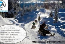 Grand Adventures / Grand adventures brings family outdoor tour with safe & enjoyable experience at Colorado. Book a trip for Snowmobiling & side by side adventures now explore more!