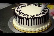 ciasta / dekoracje , wypieki