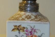 Frascos de perfumes