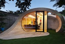 Shed / by Susana T