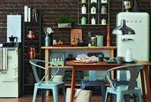 Home & Decor : Kitchens
