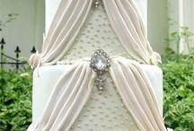 Wedding cakes -Hochzeitstorten / Eine Torte schöner als die Andere