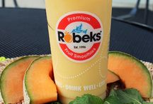 Fresh Melon & Mint / Fresh Juice and Smoothies, here for a limited-time only!
