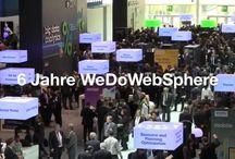6 Jahre WeDoWebSphere! / Rückblick auf die letzten 6 Jahre. / by WeDoWebSphere
