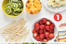 Food Activity Ideas