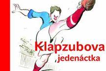 illustrations 5 / Eduard Bass,Klapzubova jedenáctka ,nakl.Karolínum