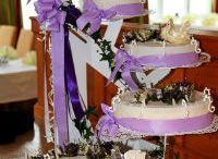 Hochzeitstorten-Wedding cakes / coole Hochzeitstorten. Weitere unter:   http://www.trau-dich.at/hochzeitstorte