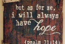 ! Faith !