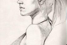 Desen çizimler
