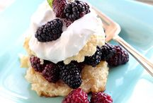 Blackberry Recipe / by Donna Mc Pherson