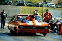 Nasty Nova's Drag Racing