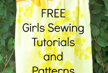 Art sew-Sewing / by Tina Hoffman