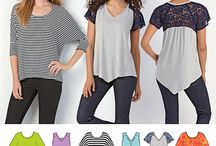 Clothes I'd like to try