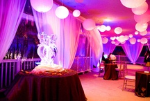 Gold + Champagne Wedding / Styled + designed by PDR Events; Photographs by Kristin Spencer Photography