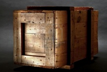 Crates, Trunks and Boxes