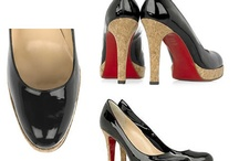 Shoes, Shoes and more shoes... I love shoes / by Melanie Fuchs