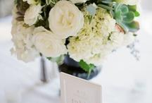 Fleurs composition mariage