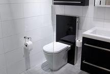 Badrumsinspiration / Badrumsideer för vår badrumsrenovering