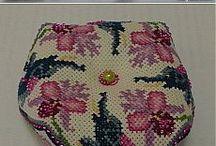 бискорню вышивка