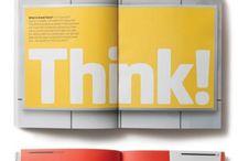 Editoria / Belle idee per grafica editoriale