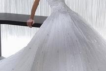 DRESSES / WEDDING DRESSES / by Renee Emlaw