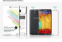 Case & Protector Samsung Galaxy Note 3