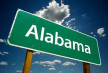 Bama Born / I have been away from Alabama over half my life and graduated from UTK, but Alabama will always be home and the crimson still runs in my veins along with the Big Orange. / by Gail Ingrum
