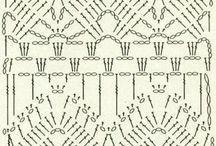 Háčkování, tkaní, textilní techniky