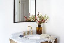 Bathroom Makeover / by Heather White