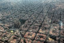 URBAN AREAS / Town, villages and cities around the world / by Laurent Moreira