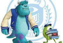 Disney Pixar's Monsters University