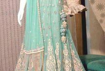 Lengha / My wardrobe's wishlist...