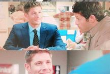 Destiel is TOTALLY CANON