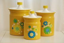 Canisters and Cookie Jars / by Sandra Miller