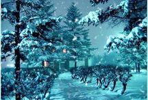 Neve invernale