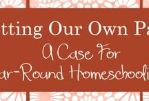 homeschool / If you homeschool, here are some great resources!