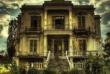 Abandoned / Abandoned homes, castles, hotels etc.