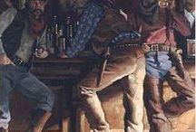 Old West/Cowboy Art