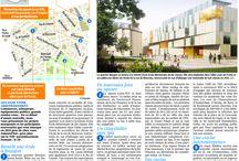 Le 8e on en parle / Revue de presse sur le 8e arrondissement de Paris.