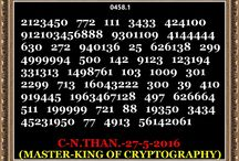 THE REAL X-FACTOR / CODES AND CIPHERS THAT CAN'T BEING CRACKED EVER!!! LIVE EVIDENCE FROM MANY YEARS  WORK AND STUDY ON CRYPTOGRAPHY!!!THESE ALGORITHMS(S.P.) THEY ARE THE TOP SECRET OF CRYPTOGRAPHY AND NEVER HAS EXPLAINED IN PUBLIC!!!CRYPTOGRAPHY IS A MYSTICAL ART AND SHOULD NOT BE PUBLISH HER SECRETS BUT ONLY THE RESULTS ON EVERY GIVEN TEXT!!!BECAUSE BAD PEOPLE CAN MAKE USE THESE SECRETS!!!THE SYSTEM ON THIS BOARD IS BASED ON  ''PEN AND PAPER''THAT  BELIEVE ME IS THE ONLY EVER POWERFUL.