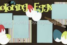 Layouts ~ Spring/Easter