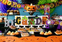 Not So Scary Halloween / by Squared Wedding Press / Squared Party Printables